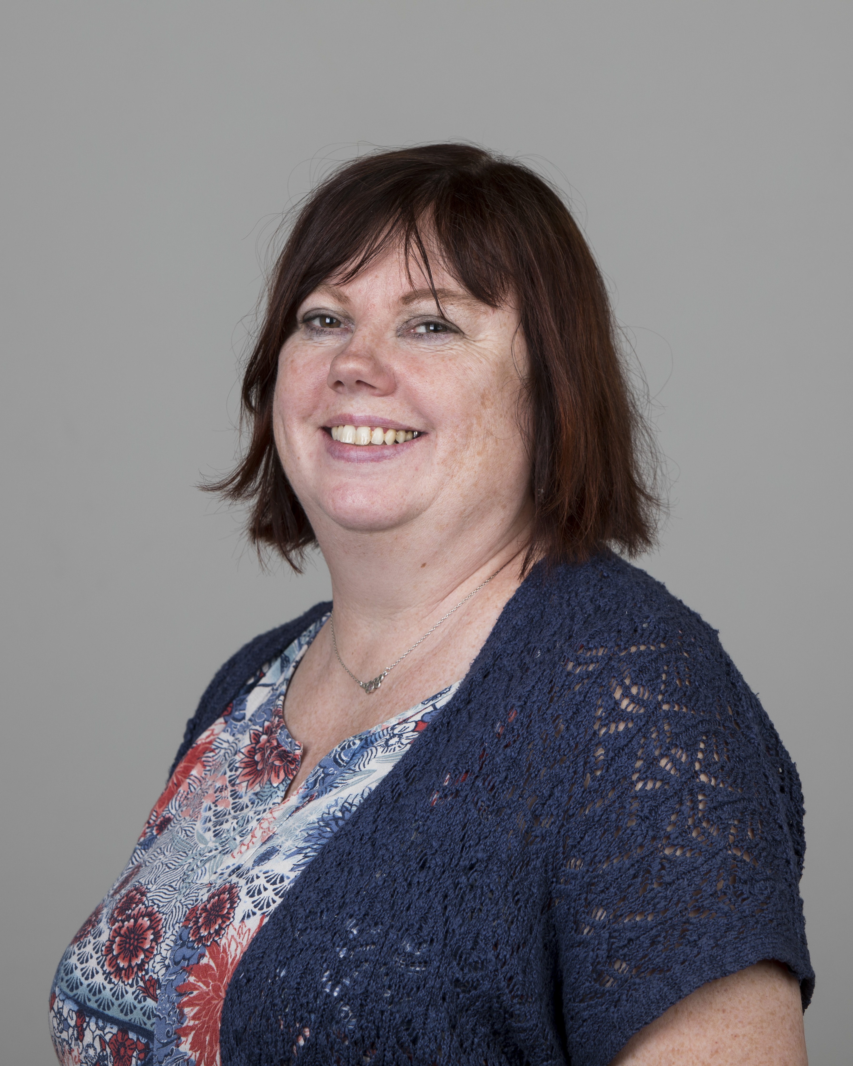 Head shot of education officer Mandy Wilding
