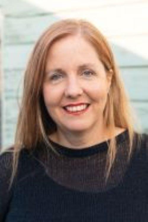 Image shows Julie Wharton