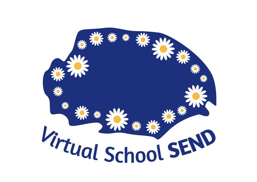 Virtual school for send logo