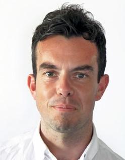 Headshot of Alistair Crawford
