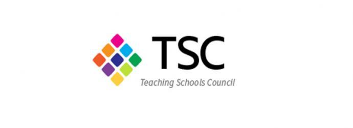 Teaching Schools Council logo