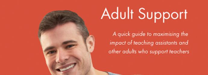 Effective Adult Support miniguide cover