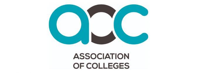 Association of Colleges logo
