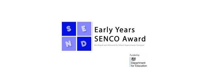 Early Years SENCO Award Logo