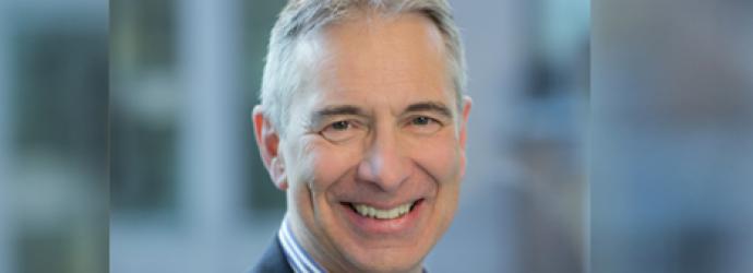 Head shot of Ian Hughes  - trustee