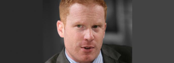 Head shot of Mark Blois - trustee