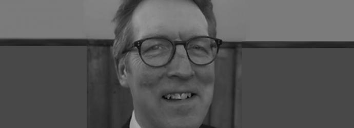 Head shot of Simon Lloyd - trustee