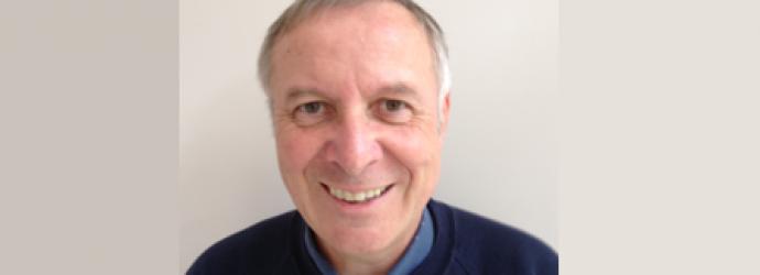 Head shot of Trevor Daniels - trustee