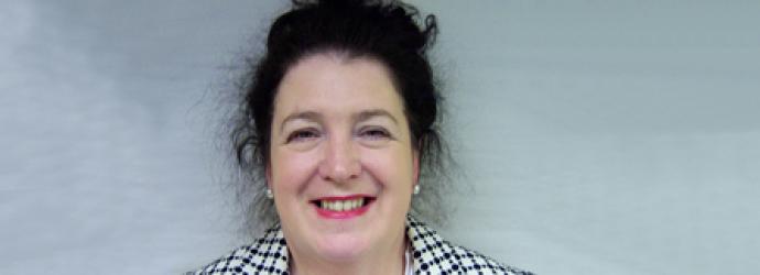 Head shot of Elaine Colquhoun
