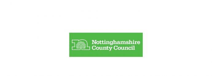 Nottinghamshire County Council green logo