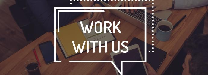 work with us header image