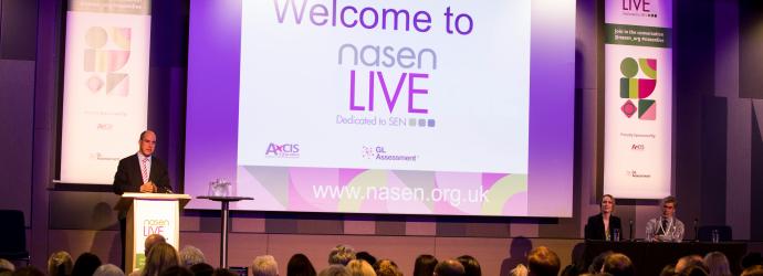 nasen Live news item banner