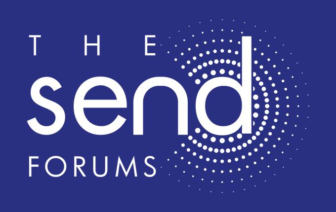 The SEND Forums Logo