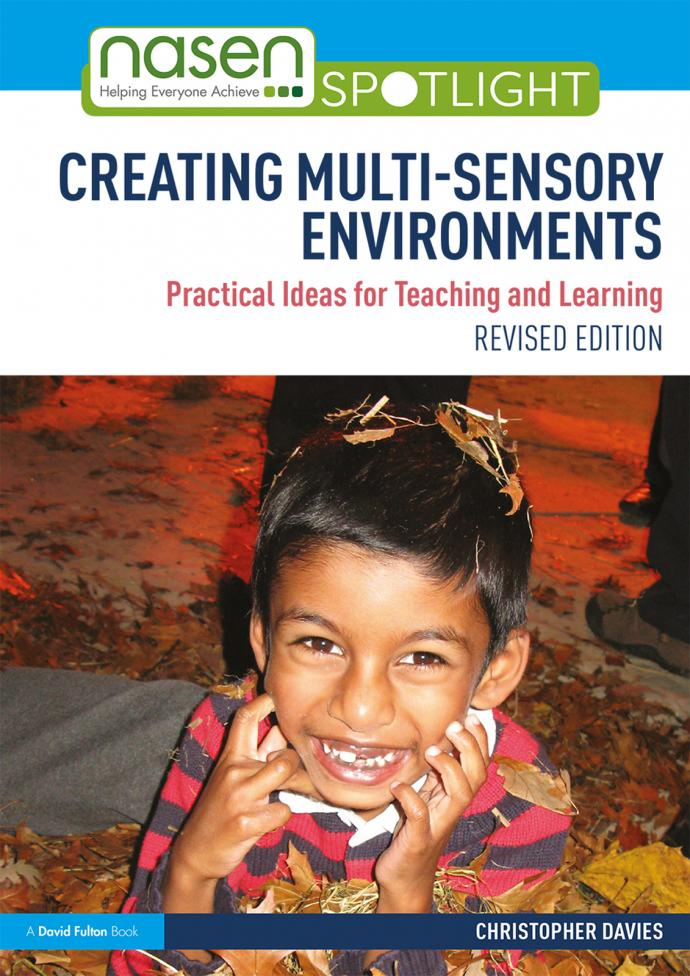 Multi-sensory Environments Routledge Handbook cover