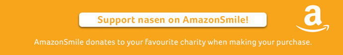 amazon smile advert banner