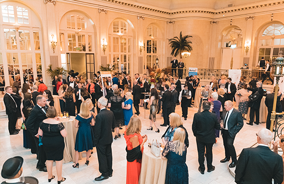 image of a crowd of people at nasen awards 2019